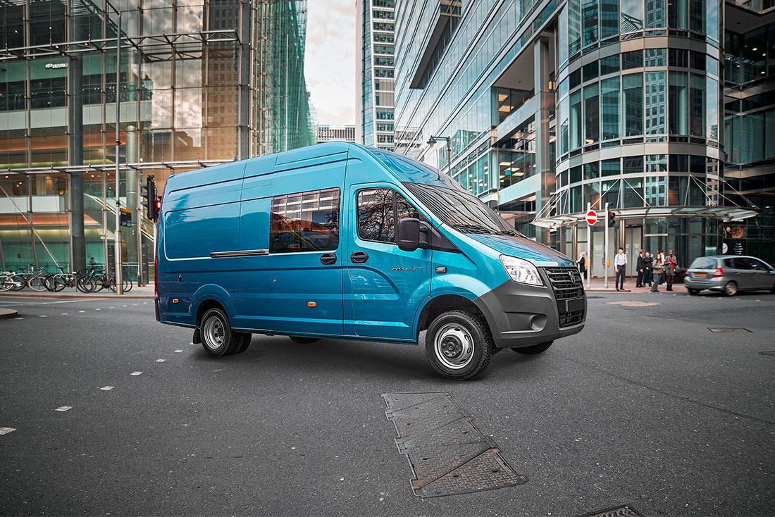 Цельнометаллические фургоны: какой выгоднее для бизнеса?
