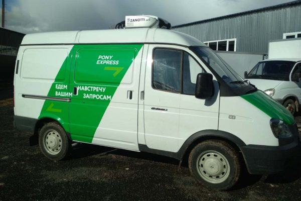 Утепление коммерческих фургонов «Соболь» (1)