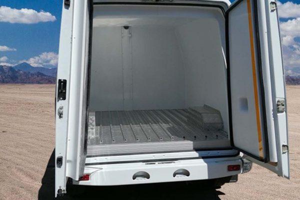 Утепление коммерческих фургонов «Соболь» (4)