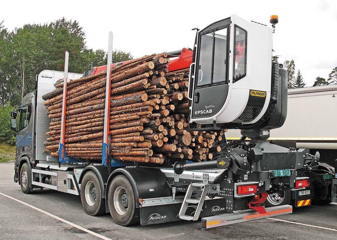 Как применяются грузовые фургоны в строительстве?