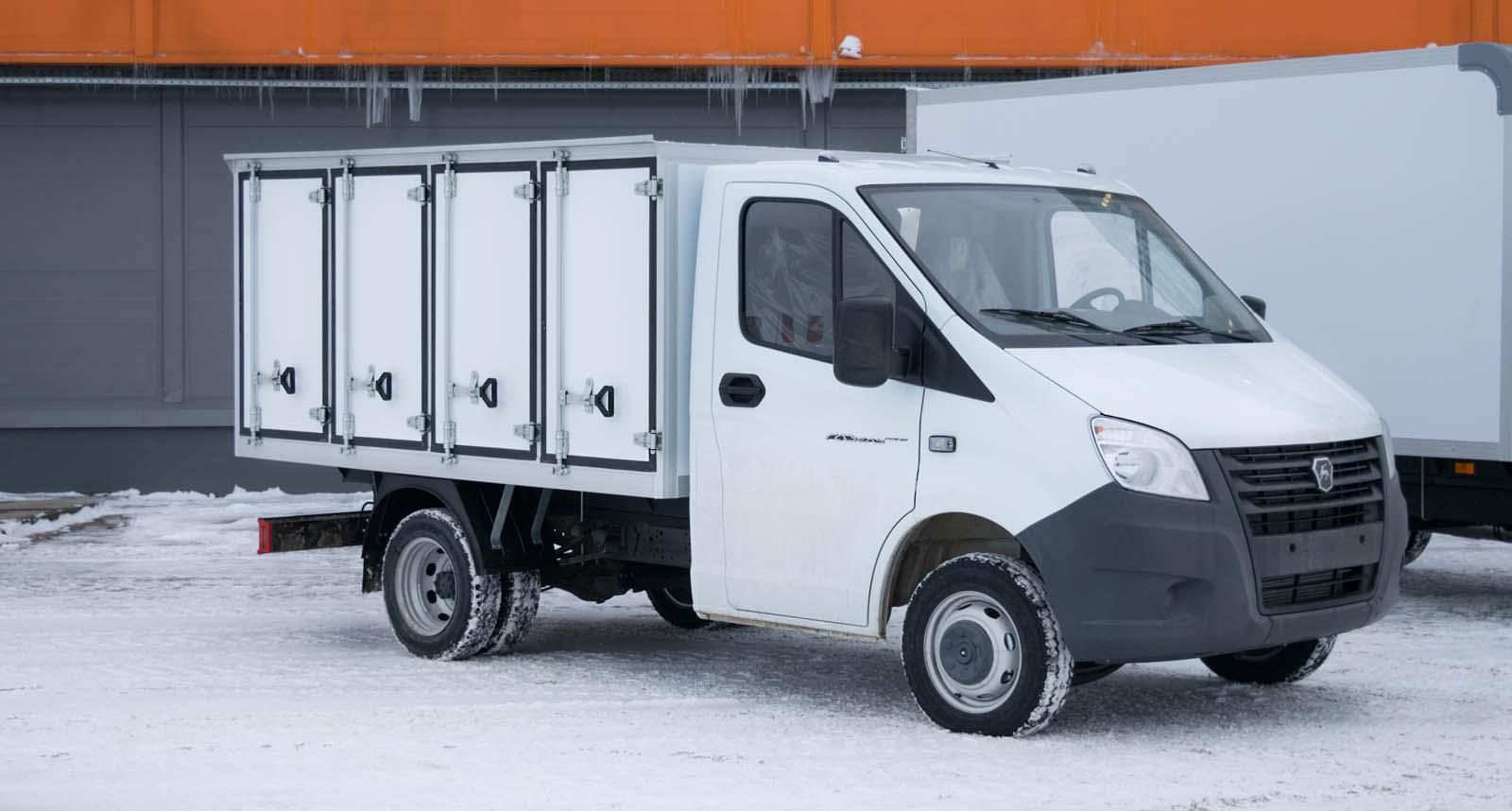 Можно ли переоборудовать стандартный фургон в рефрижератор?