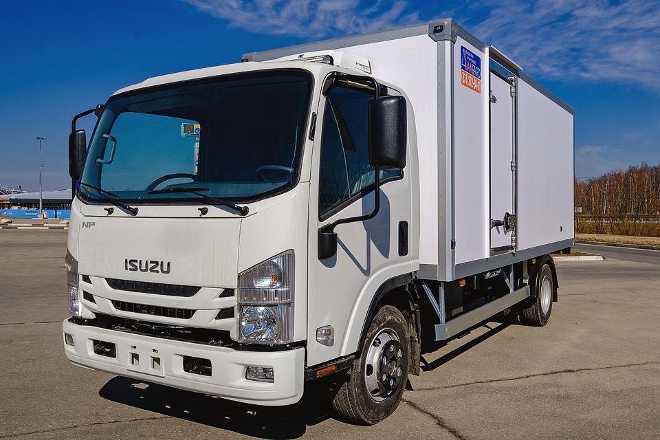 Последние инновации в производстве фургонов для перевозки мясных туш