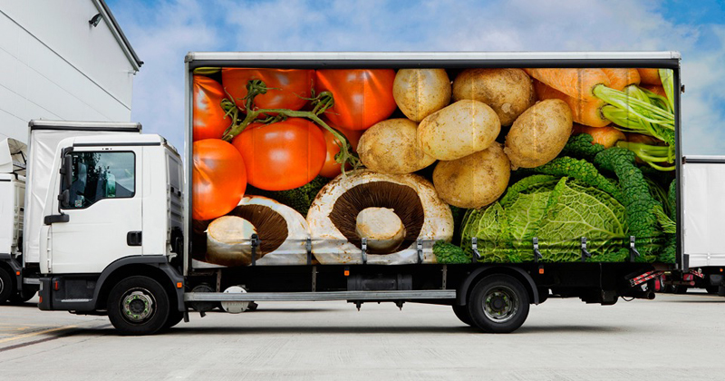 Необходимые условия для перевозки скоропортящихся продуктов