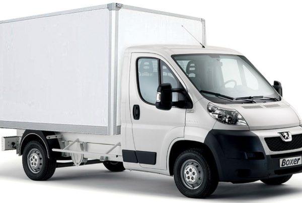 Использование фургонов в строительстве
