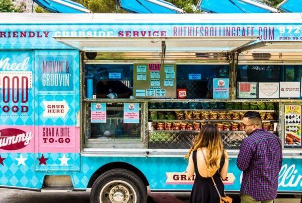 Бургерная на колесах или как организовать продажу с фургона