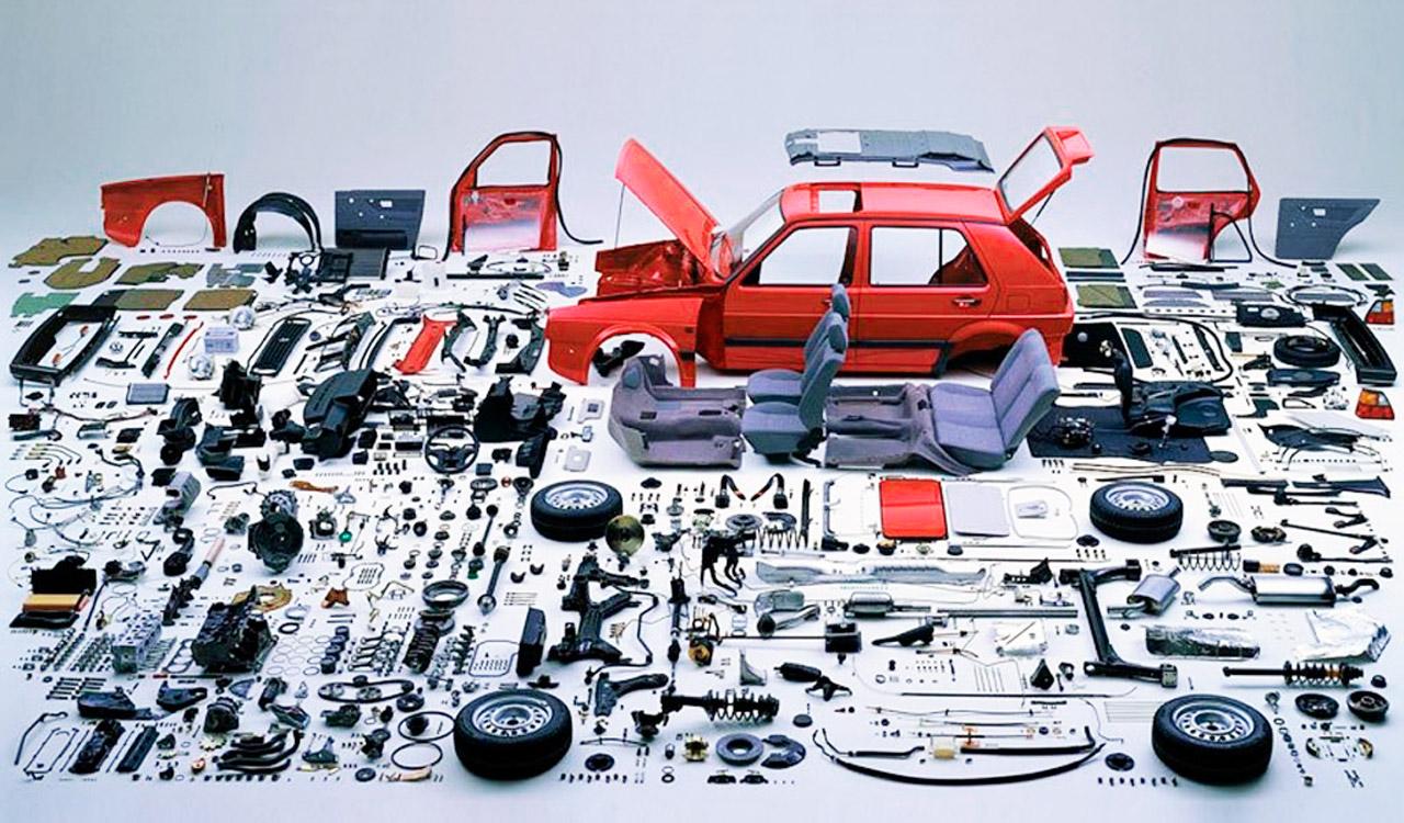 Как перевозить автомобильные запчасти