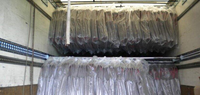 Правила перевозок: как перевозить одежду?