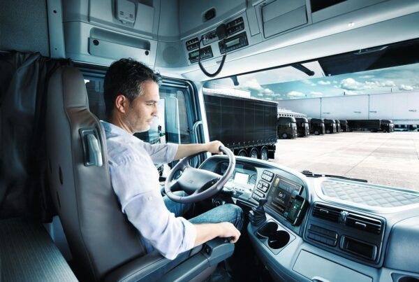 каким должен быть водитель рефрижератора
