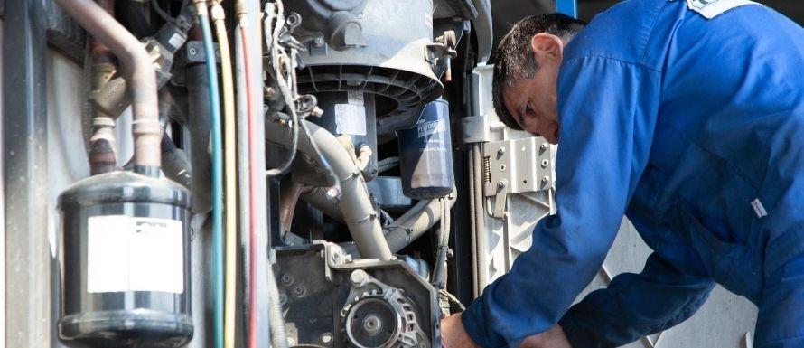 Что входит в ремонт и техобслуживание авторефрижераторов
