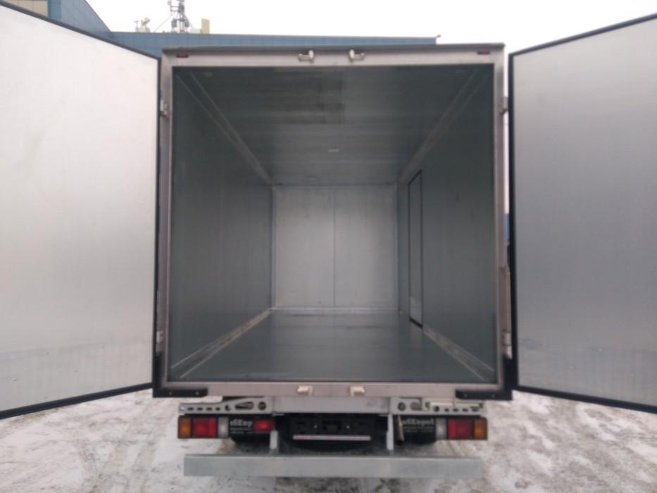 Как подобрать хороший изотермический фургон