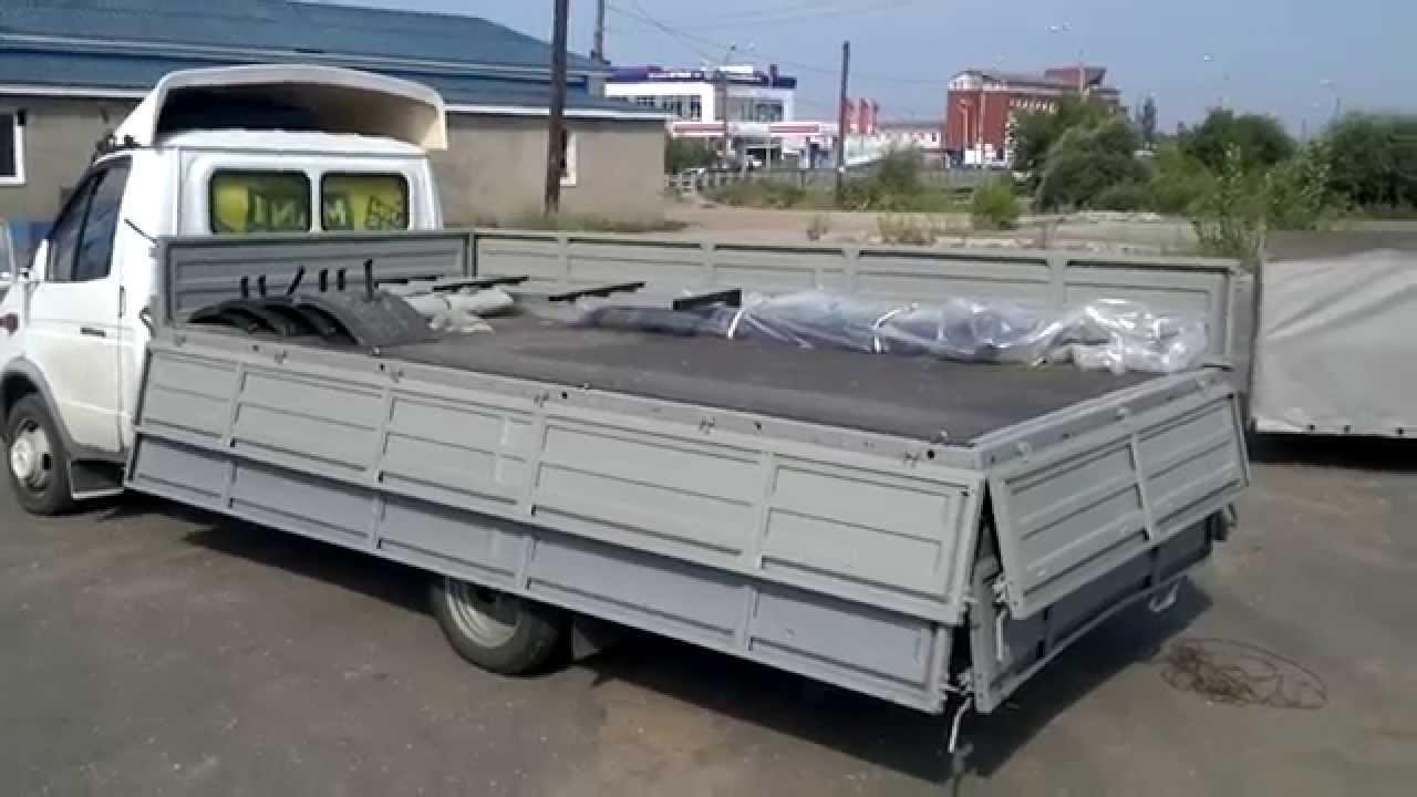 Достоинства бортовой грузовой машины среди прочего спецавтотранспорта