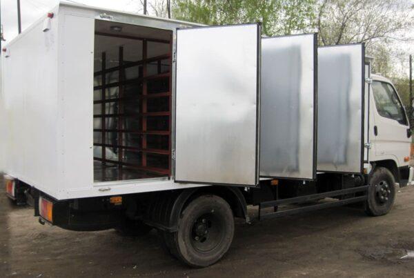 Как правильно подобрать новый хлебный фургон?